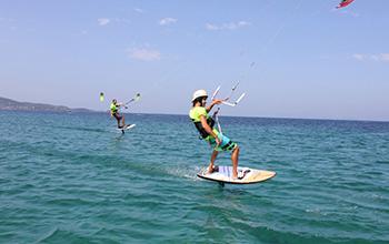 foil kitesurf
