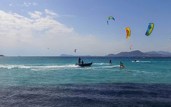 cours perfectionnement kitesurf