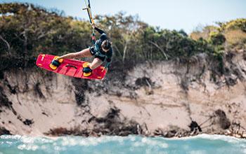 kitesurf femme
