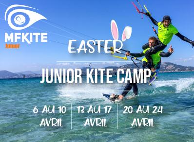 junior camp kitesurf avril