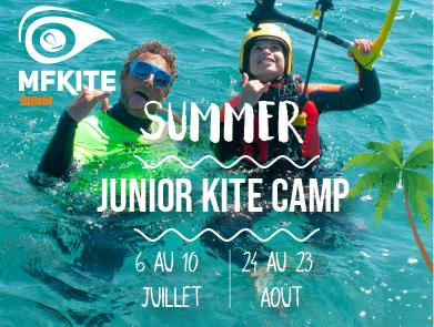 junior camp kitesurf ete